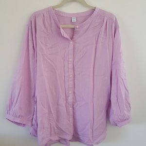 Old Navy | NWOT Button Down Top
